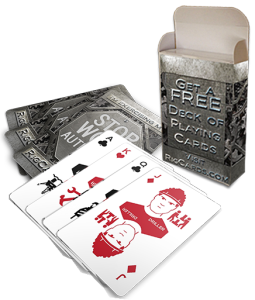 Playing Card Box-cards-Faces